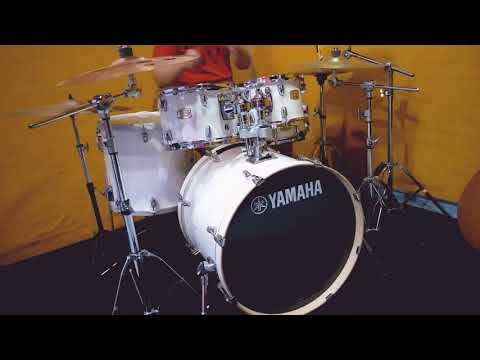 Indonesia Jaya - drum cover