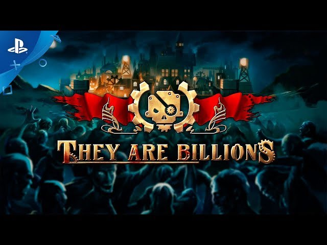 They Are Billions - Announce Teaser | PS4