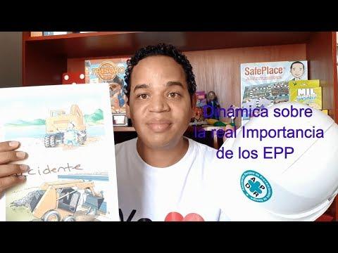 Importancia de los EPP a través de una Dinámica