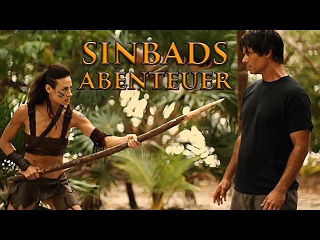Sinbads Abenteuer - Der wahre Prinz von Persien (ABENTEUER   komplette Actionfilme auf Deutsch)