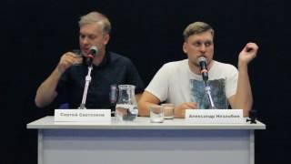 "Светлаков и Незлобин о фильме ""Жених"" 26.08.16 - 1"