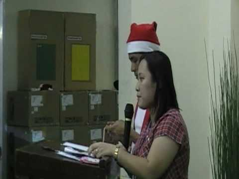 SIPI Christmas Party Closing Remarks