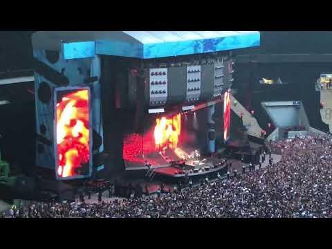 Ed Sheeran Wembley Stadium 2018