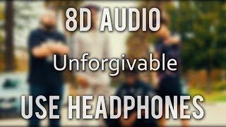Deji x Jallow x Dax x Crypt - Unforgivable (KSI DISS TRACK)   (8D Audio)