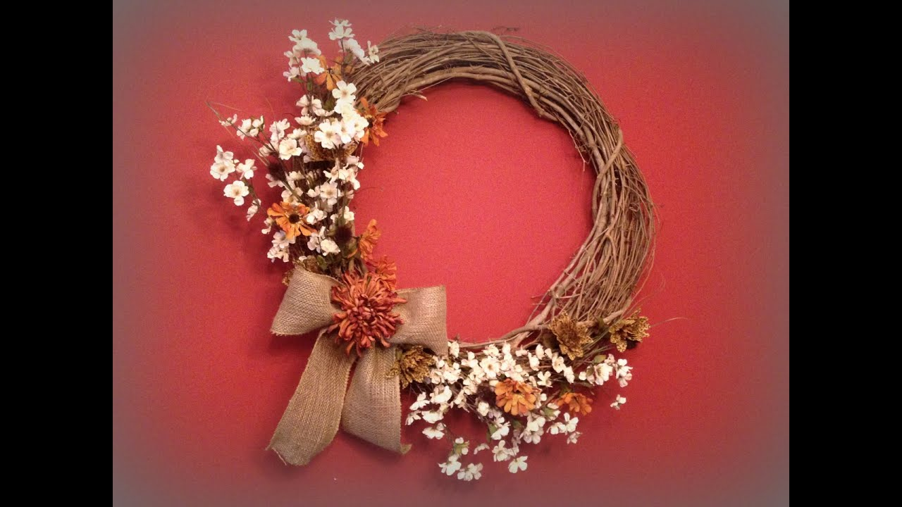 Grapevine Wreaths For Crafts