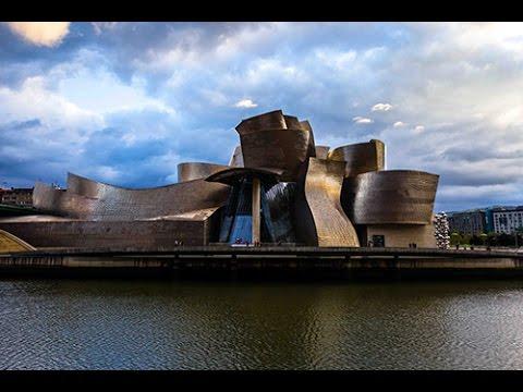 Guggenheim Bilbao, Spain (HD)