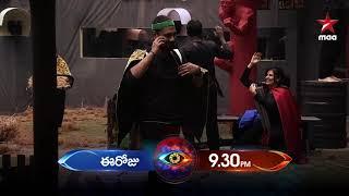 #MaheshVitta smart play tho #Varun ki punch 😂😂  #BiggBossTelugu3 Today at 9:30 PM