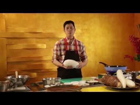 米芝蓮星級煮第二集 芋頭糕食譜