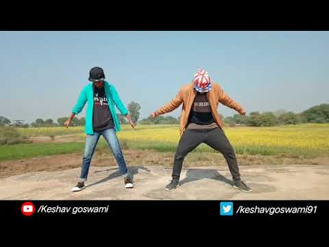 Zinda    Hiphop & Krump Mix    Dance    Choreography    Keshav Goswami   