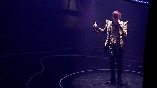 [Hins x Ivana 演唱會 2017] 張敬軒 - 櫻花樹下 (超長氣~18秒長音) + Talk  20170217