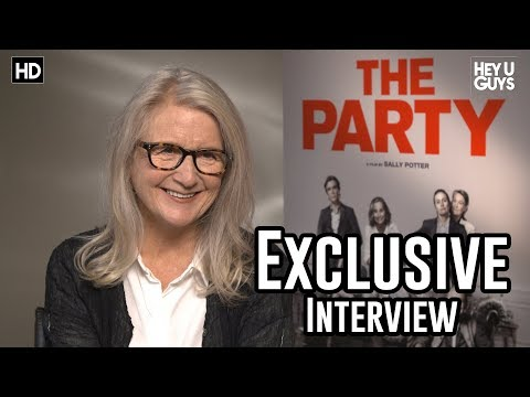 Sally Potter  The Party Exclusive