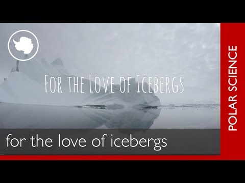 For the love of icebergs