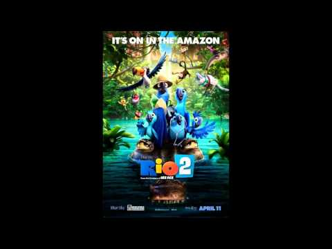 Rio 2 Soundtrack - Track 14 - What Is Love by Janelle Monáe, Anne Hathaway, Jesse Eisenberg