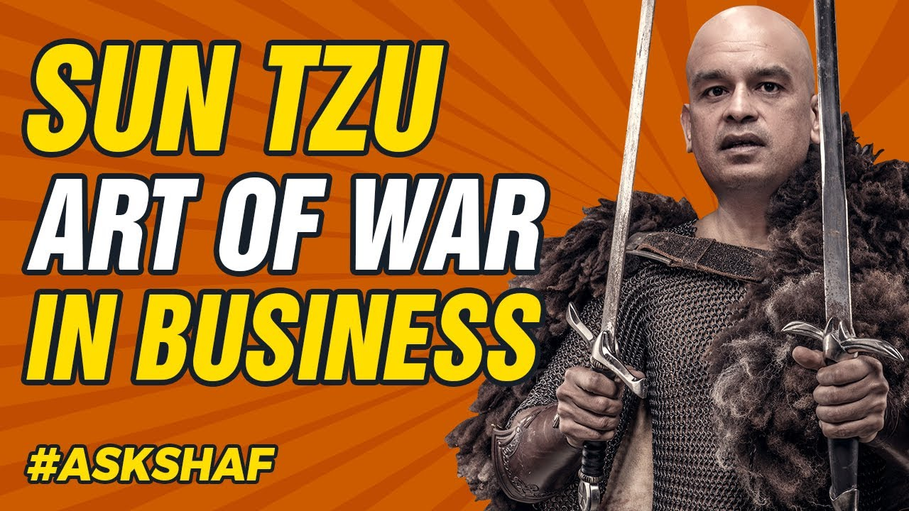 Sun Tzu Art Of War Applied To Business Animated Youtube