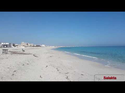 The best beach in tunisia: Salakta governorate of Mahdia