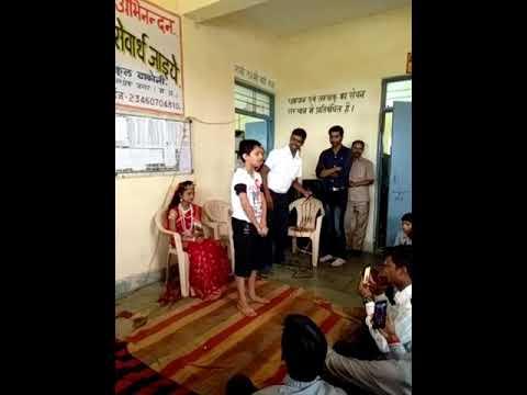Jab zero diya mere Bharat ne by darshan in government schools
