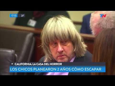 La defensa de los padres de la casa del horror en California
