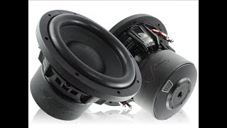 Два саба Skar audio VVX 12