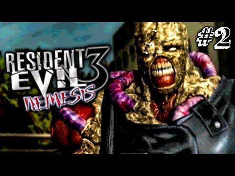 ОПА, НЕМЕЗИДА! ► Resident Evil 3: Nemesis Прохождение #2 ► ХОРРОР ИГРА