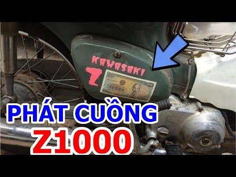 PKL KAWASAKI Z1000 KHIẾN GIỚI TRẺ PHÁT CUỒNG NHƯ THẾ NÀO? | MotoVlog Nha Trang