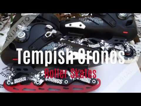 (2 в 1) Роликовые коньки- ледовые коньки Tempish Cronos 2019г.