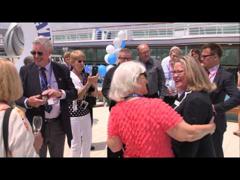 Happy Birthday, Julie McCoy! | The Love Boat | Princess Cruises