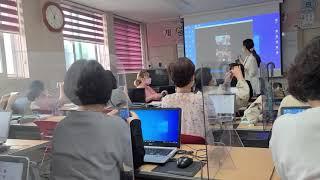 칠곡여성인력센터 언택트 창업 교육
