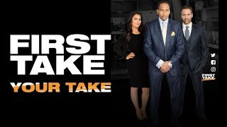 ESPN First Take Today 11/13/2017
