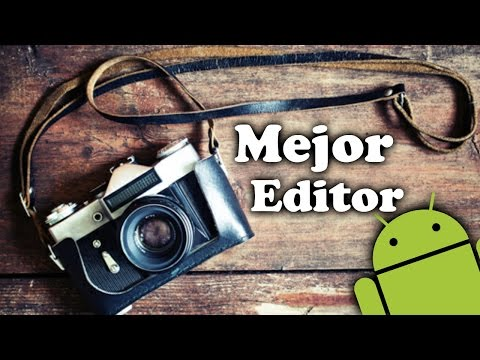 Mejor editor de fotos para Android - Andro Space