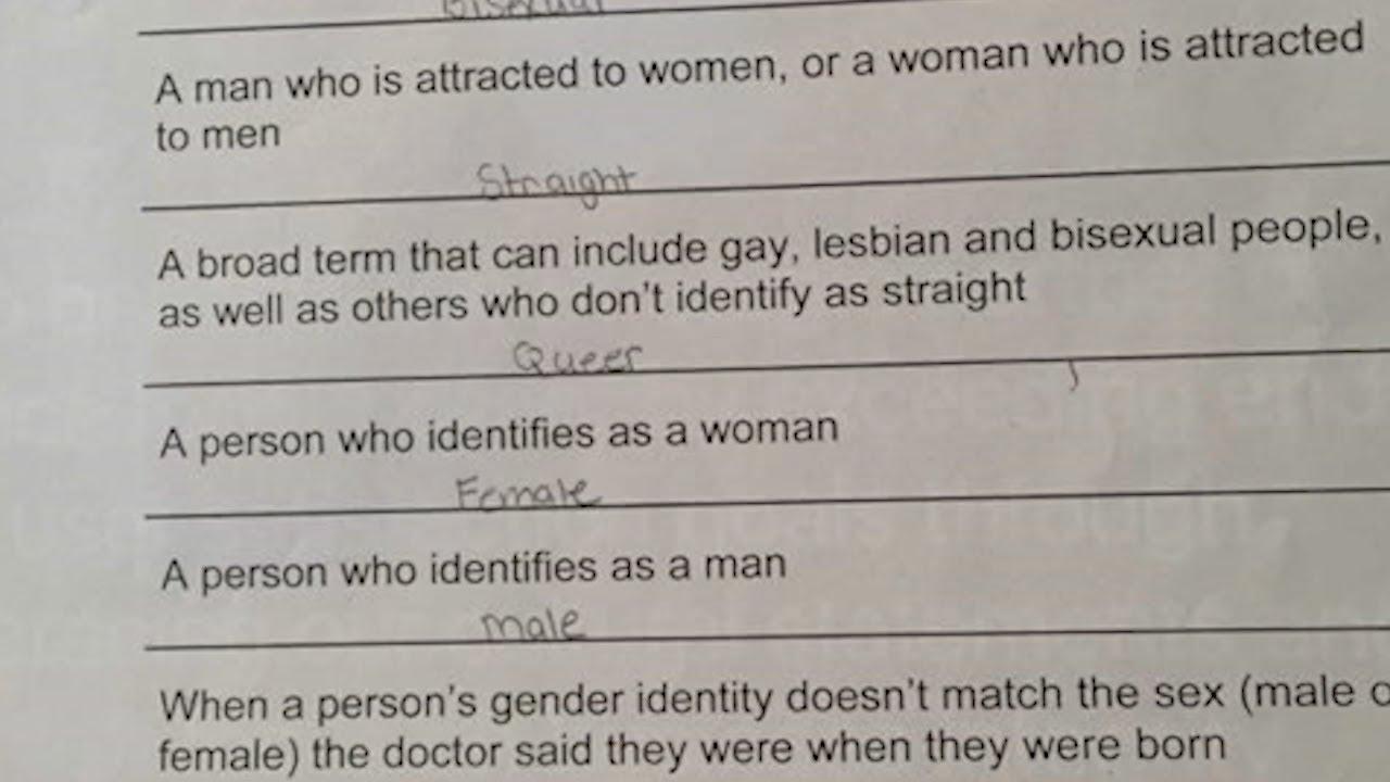 Lesbian Sex Quiz