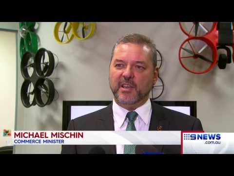 Drone Business   9 News Perth
