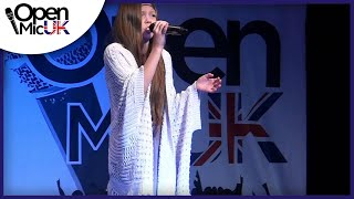 DAPPY - BEAUTIFUL ME performed by COURTNEY HADWIN at the Newcastle Open Mic UK Music Competition