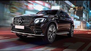 Mercedes GLC Coupe M&M test