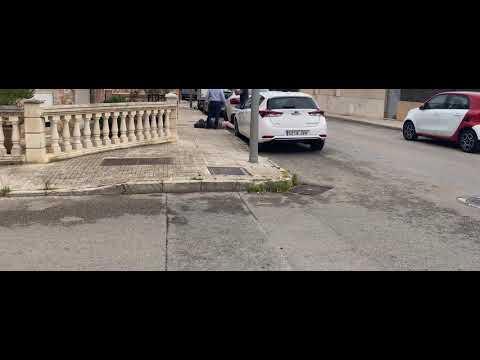 Una mujer pierde el conocimiento al ser increpada por un conductor en Son Ferriol