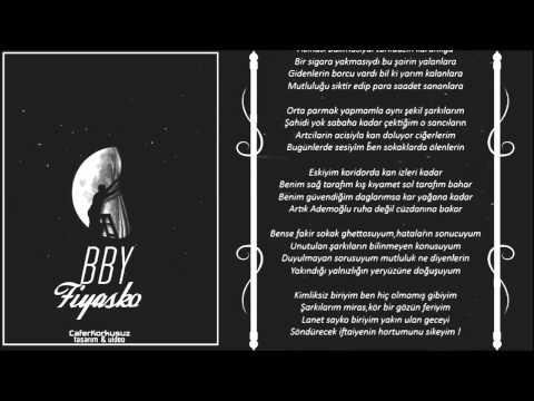 BBY - Fiyasko (Lyric Video)