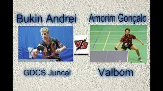 Андрей Букин vs Amorim Gonçalo