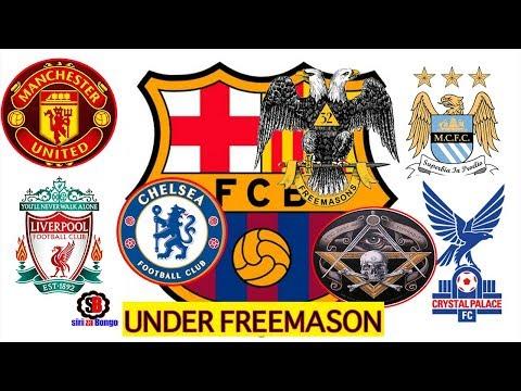 FREEMASON kutawala CLUB ZA UINGEREZA MAN U,BARCELONA,CHELSEA,CRISTAL PALACE,LIVERPOOL
