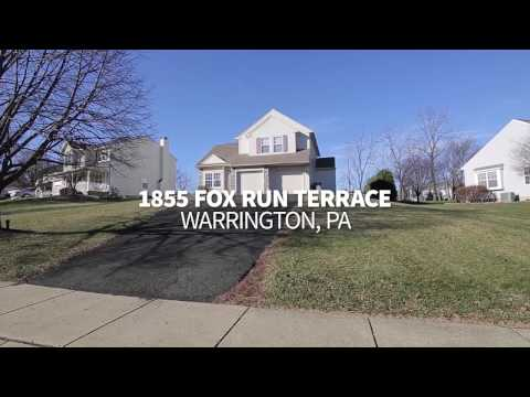 1855 Fox Run Terrace, Warrington, PA 18976