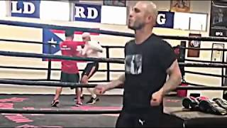 Miguel Cotto | Training For His Comeback