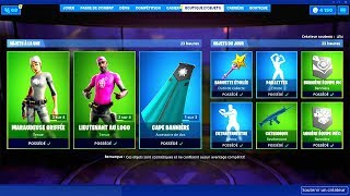"FORTNITE BOUTIQUE of July 18, 2019! I buy ALL SKINS ""world cup"""