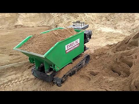 2 куба песка