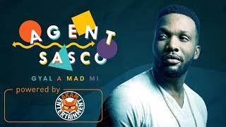 Agent Sasco - Gyal A Mad Mi [Official Lyric Video HD]