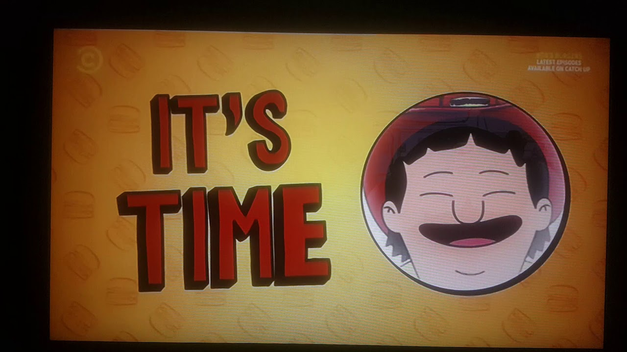 Comedy Central Bobs Burgers
