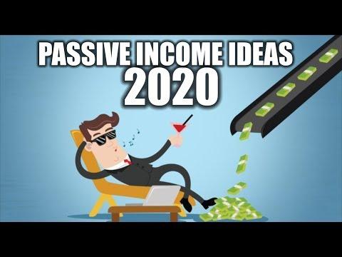 10 Ways to Make Passive Income In 2020