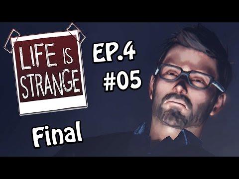 MORREU?!?! EU NÃO TO BEM! SÓ SEI QUE NÃO SEI DE NADA! - LIFE IS STRANGE EP.4 #5 FINAL
