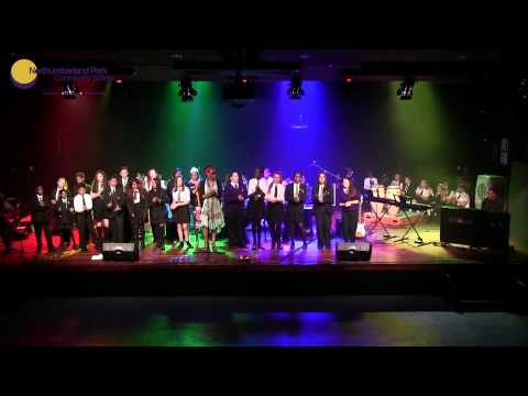 14.  NPCS Choir: 'Lean On Me' - Summer Music Concert 2015