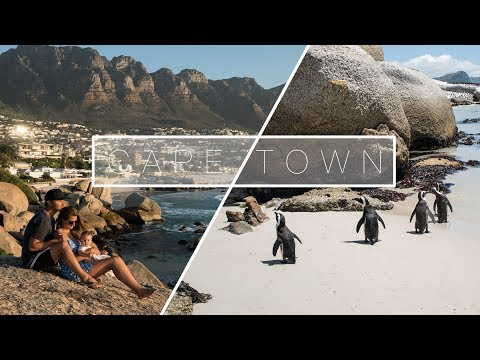 gopro hero 7 / Cape Town / traveling with baby