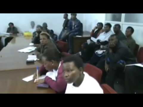 MMM Presentation in NMB Legal Chambers Harare   MMM Zimbabwe  21 May 2016