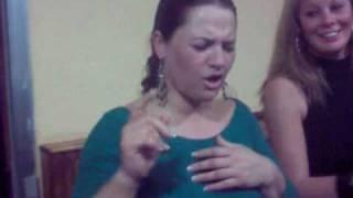 fiesta  flamenca en palmones