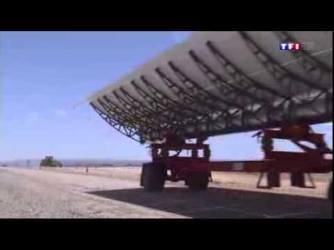 Algerie Maroc  La plus grande centrale solaire au monde / les generaux algerien ne comprennent rien